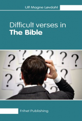 Difficult verses in The Bible