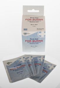 FOR BURNS branngele 3,5gram (20stk)