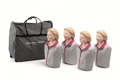 Little Anne QCPR 4 pack 124-01050