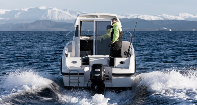 Askeladden P66 Pilothouse