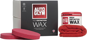 High Defenition Wax, kit