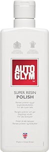 SUPER RESIN POLISH 325 ML
