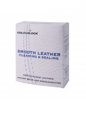 COLOURLOCK LEATHER CLEANING & CARE KIT WITH LEATHER SHIELD