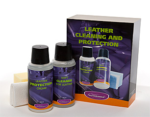 Autorange Leather Cleaning and Protection Kit