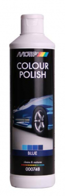 BLACK LINE COLOR POLISH RØD 500ml