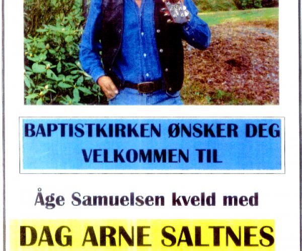 Dag Arne Saltnes