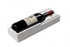 Støpt EPS emballasje til vinflasker